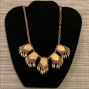 Urban Outfitters Necklace brass tassels